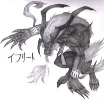 Ifrit by fanchielover15