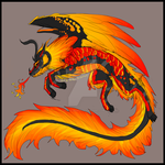 Fire Kirin Auction - SOLD by Artha-Demon