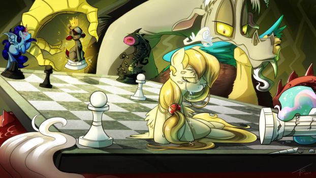 Chess Game by Pimander1446