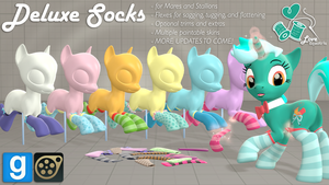 [DL] LE Deluxe Socks! by love-mist