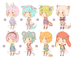 [CLOSED] Set Price Adopts Batch 2 by reitadopts