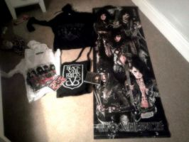 BVB Swag -I know i don't have much- by THECOOKIEMONSTER1000