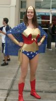 Wonder Woman Amazon Princess by mjac1971