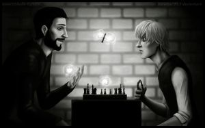 DA Asunder - Chess by Zwierze1993