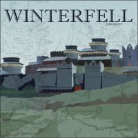 Winterfell by ZacharyFeore