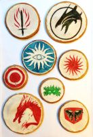 World of Thedas Cookie Collection by tasukigirl