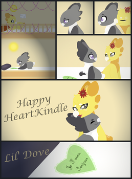 A HeartKindle Gift by CandySweets90240
