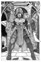Grey Warden 2 commission for Turbulence1973 by Dingodile24
