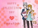 Happy Valentine's Day 2013 by pimlak1234