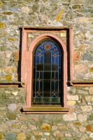 Another church window by vw1956stock