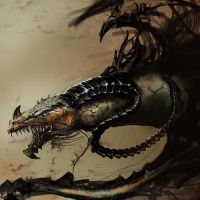 sye-dragon by artisankeefe
