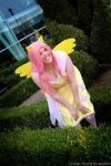 Happy Fluttershy by Nightengale37