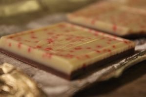 Peppermint chocolate by Thepieholephotograph
