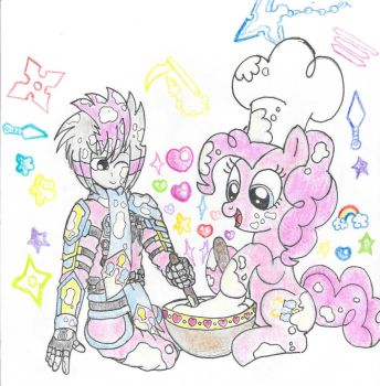 Baking Pals (Colored) by PiplupSTARSCommander