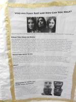 Pussy Riot: the famous three feminists by Flaherty56