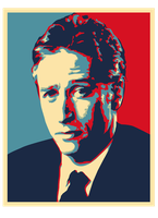 Jon Stewart for president by ZenithAstra