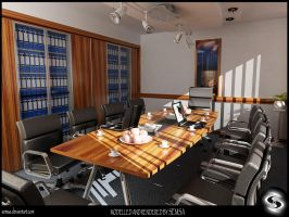 Meeting Room by Semsa