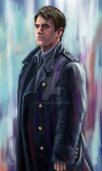 Captain Jack Harkness by Feivelyn