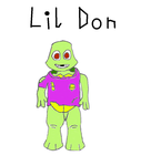 P.A.C Lil Don by FanGirlStephie