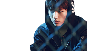 Woohyun PNG/Render by kaixsoo