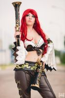 Miss Fortune - League of Legends by CoolADN