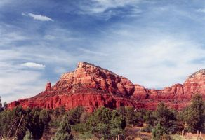 Red Hills of Sedona by PatGoltz