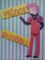 prince gumball by TiMeLoRd903