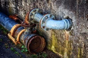 The Pipe 2 - HDR by LogisticaLux