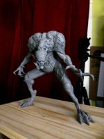 Mutant-wip by Blairsculpture