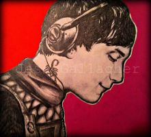 Frank Anthony Iero by LebDieSekundex3