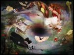 Alice and the Rabbit Hole by Filmchild