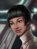 ME:A - Ryder by R-Aters