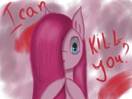 Pinkamena Ask by AshesDarkPony