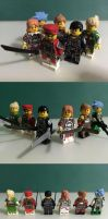 Lego - Sword Art Online...Again! by Sovereign64