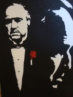 The Godfather - by RAMART79