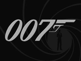 007 Logo Silver by Wolverine080976