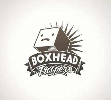 Boxhead Troopers by frazbot