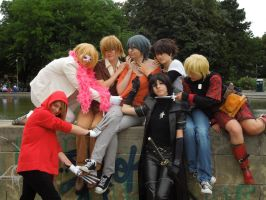 Togainu no Chi by Lefuette