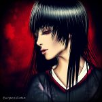 Hell Girl - C h e r r y   R e d. by Delightful-Envy
