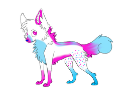 Wolf Adoptable-CLOSED by Wolfies--Adopts
