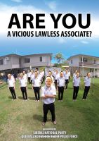 Are You a Vicious Lawless Associate? by spider-mat