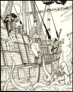 Pirate's Blunder by DocRedfield