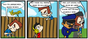 Miscommunications Abound by grossboy