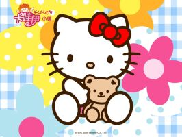 hello kitty wallpaper by kittenstyle