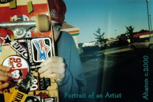 Portrait of an Artist Series00 by mysanity