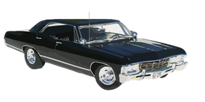 The Impala Vector by Wibsies