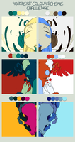 Challenge of Colors by Lintastic