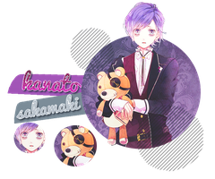 kanato Sakamaki -OUT- by tutozTAIGA