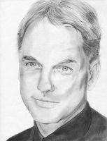 Mark Harmon - Jethro Gibbs by Fallen-Immortal