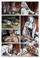 In Articulo Mortis page 9 by MauriceHof